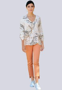 Alba Moda - Blouse - off-white,beige,orange - 1