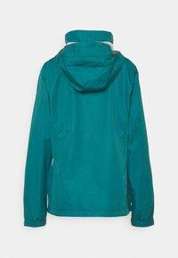 Vaude - WOMANS ESCAPE LIGHT JACKET - Waterproof jacket - blue sapphire - 1