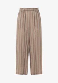 OYSHO - Trousers - brown - 4