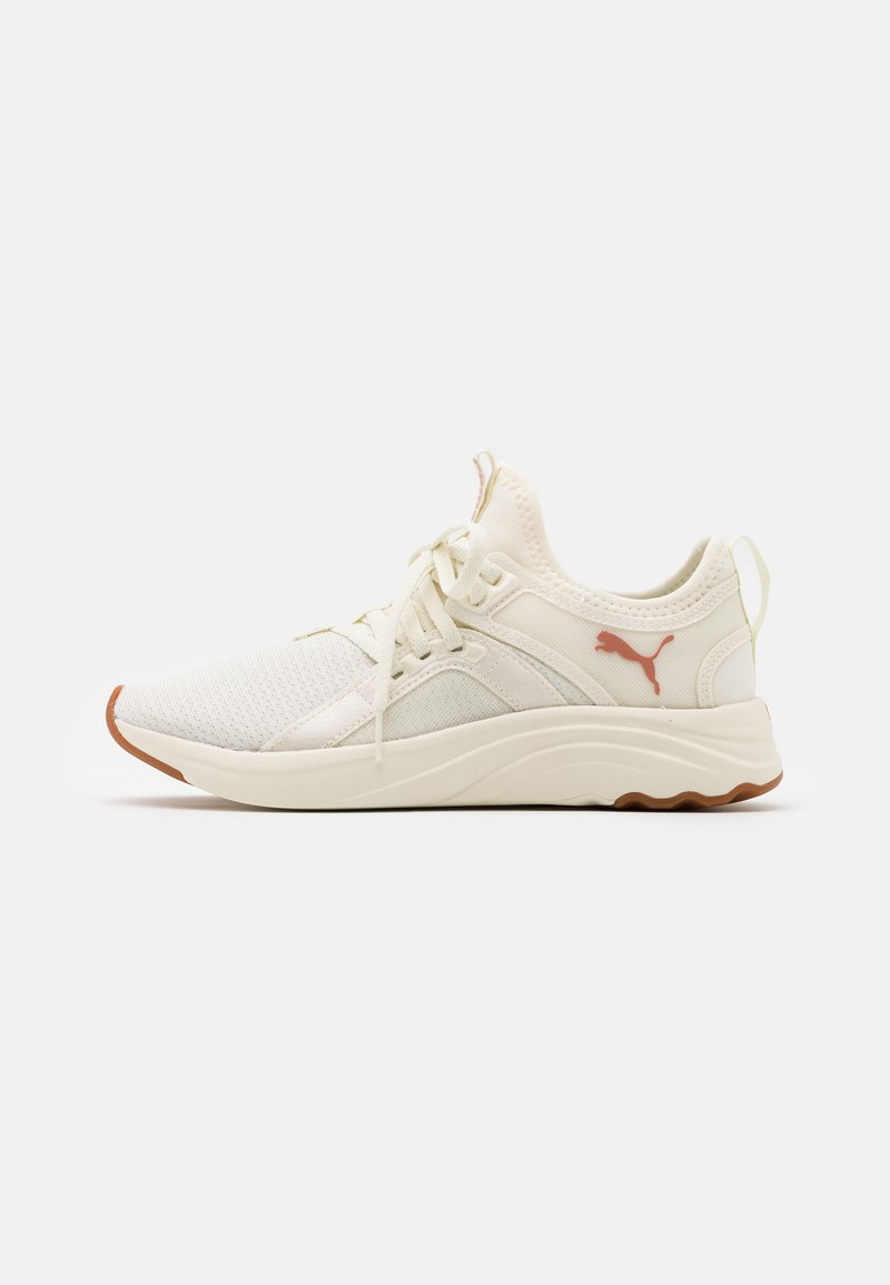 Puma - SOFTRIDE SOPHIA RECYCLED - Laufschuh Neutral - marshmallow/rose gold