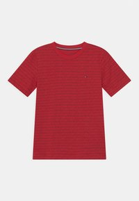 Tommy Hilfiger - TEE PRINT 2 PACK - Koszulka do spania - primary red/white - 2