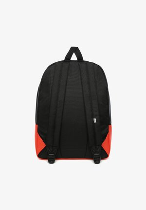 REALM BACKPACK - Tagesrucksack - paprika-checkerboard