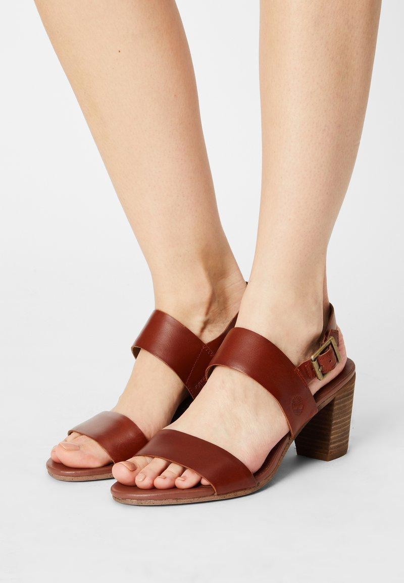 Timberland - FAIRHILL - Sandaler - mid brown