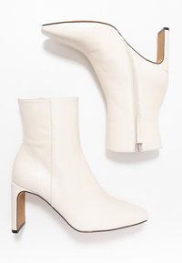 LAB - High heeled ankle boots - glacial - 3