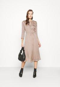 Mos Mosh - BECCA RETRO DRESS - Day dress - wet weather - 1