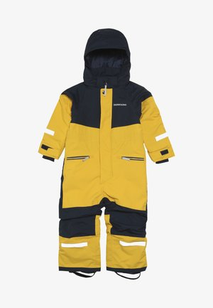 CORNELIUS KID'S COVERALL - Mono para la nieve - oat yellow