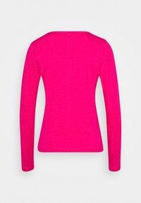 Tommy Hilfiger - REGULAR CLASSIC - Bluzka z długim rękawem - bright jewel - 6