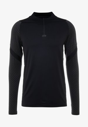DRY STRIKE DRILL - Camiseta de deporte - black/anthracite