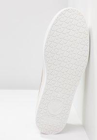 Victoria Shoes - BASKET LONA PLATAFORMA - Trainers - beige - 6