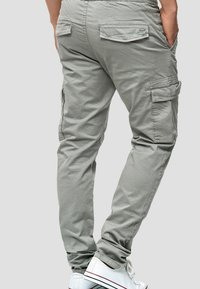 INDICODE JEANS - BROADWICK - Cargo trousers - gray - 2