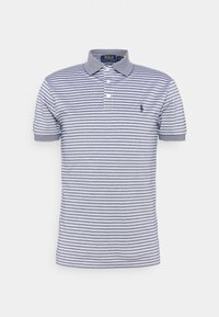 OXFORD - Polo shirt - freshwater/white