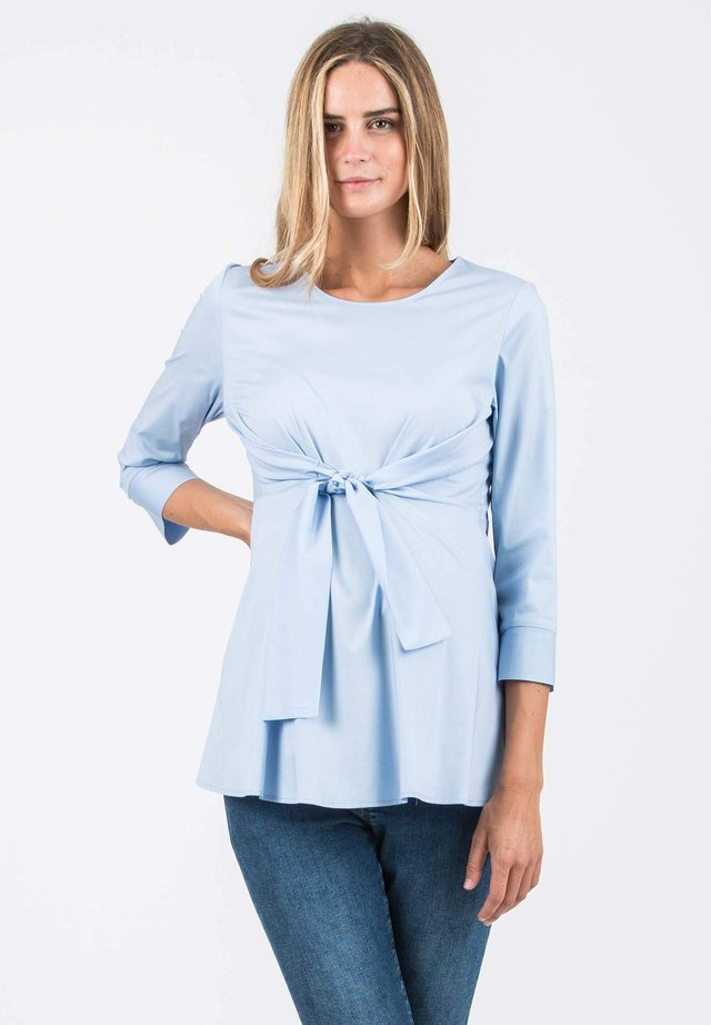 MATILDE  - Blouse -  light blue