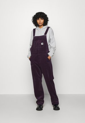OVERALL STRAIGHT - Peto - boysenberry