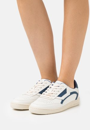 COURT - Sneaker low - offwhite/navy