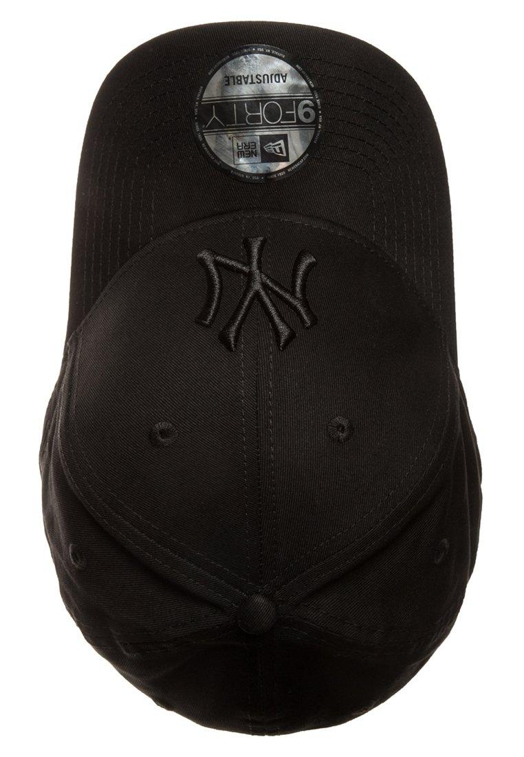 New Era 9FORTY MLB NEW YORK YANKEES - Cap - black/svart gIpsCDfPpZ19Ymr