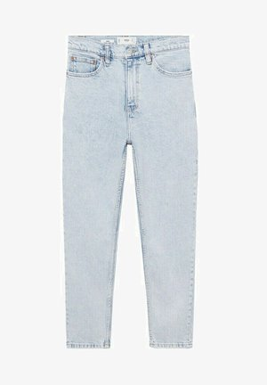 Relaxed fit jeans - bleach blue