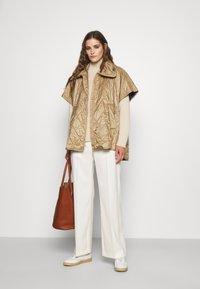 WEEKEND MaxMara - CANDORE - Light jacket - camel - 1