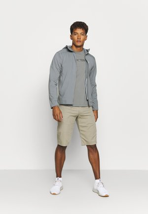 KYANITE HOODY MEN'S - Fleece jacket - cryptochrome