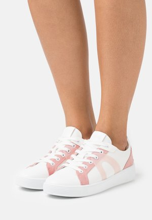 AGNES - Sneakers laag - white