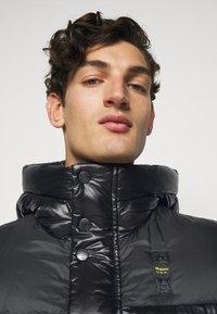 Blauer - GIUBBINI CORTI IMBOTTITO - Down jacket - black - 4