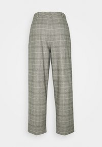 Marc O'Polo DENIM - SOFT CHECK PANTS - Bukse - multi/cloudy melange - 1
