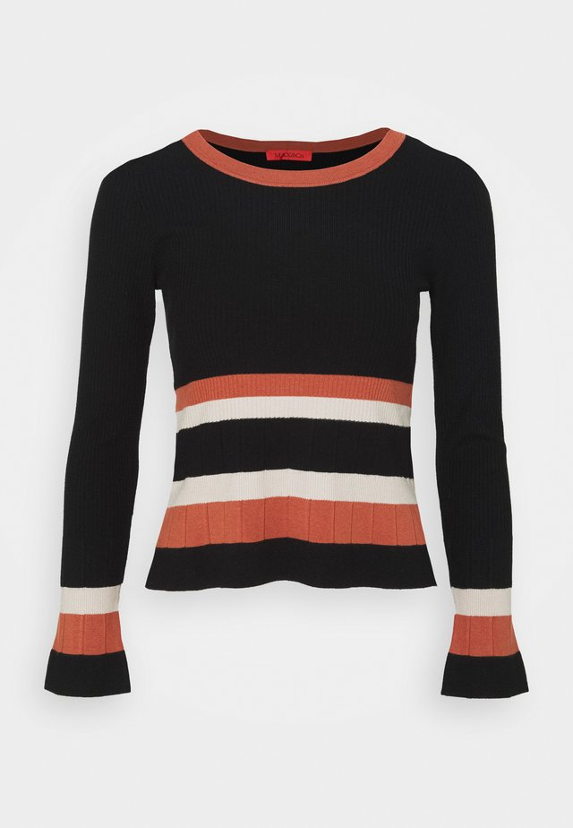 CULTURA - Jumper - black