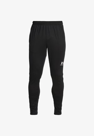 CHALLENGER III TRAINING - Tracksuit bottoms - black/white