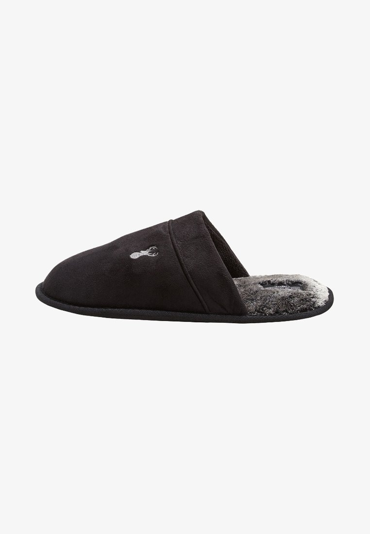 Next - STAG - Slippers - black
