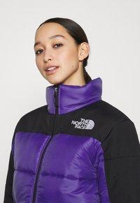 The North Face - W HMLYN INSULATED JACKET - Vinterjakke - peak purple - 3