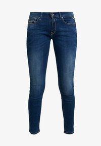 Replay - NEWLUZ - Jeans Skinny Fit - dark blue - 4