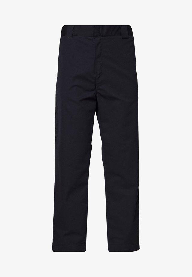 PANT DUNMORE - Pantalones chinos - dark navy rinsed