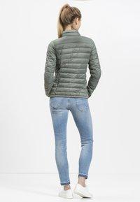 Whistler - Winter jacket - 3056 agave green - 2