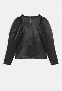 MOA TOP - Blouse - black