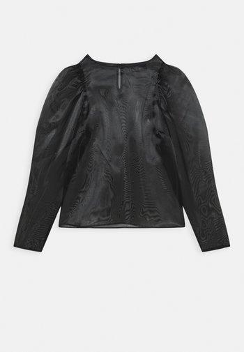 MOA TOP - Blusa - black