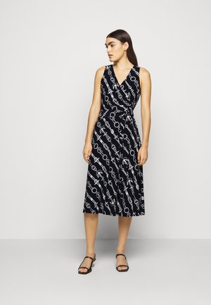 Jersey dress - lighthouse navy