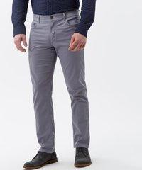 BRAX - STYLE COOPER  - Straight leg jeans - grey - 1