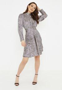 BEAUUT - Shirt dress - multicolour - 0