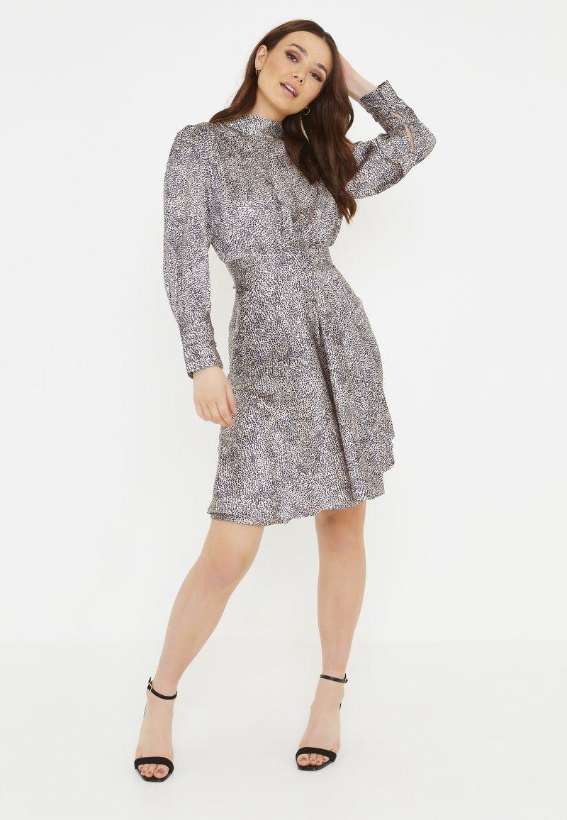 BEAUUT - Shirt dress - multicolour