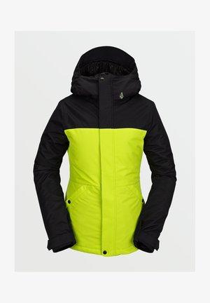 BOLT INS JACKET - Snowboard jacket - lime