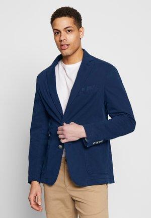Blazer jacket - darkblue