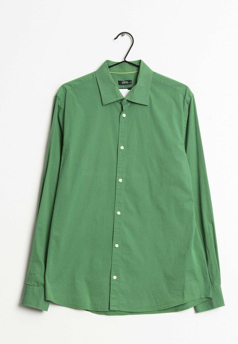 s.Oliver - Chemise - green