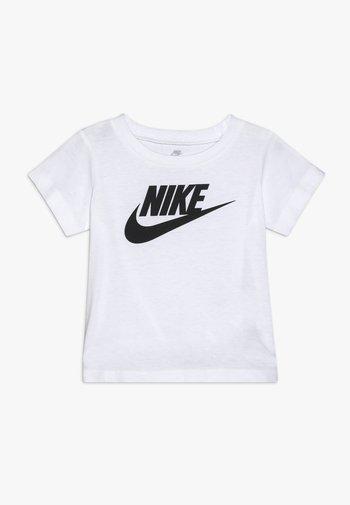 FUTURA TEE BABY - Print T-shirt - white
