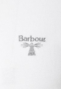 Barbour Beacon - ALSTON - Polotričko - white - 2