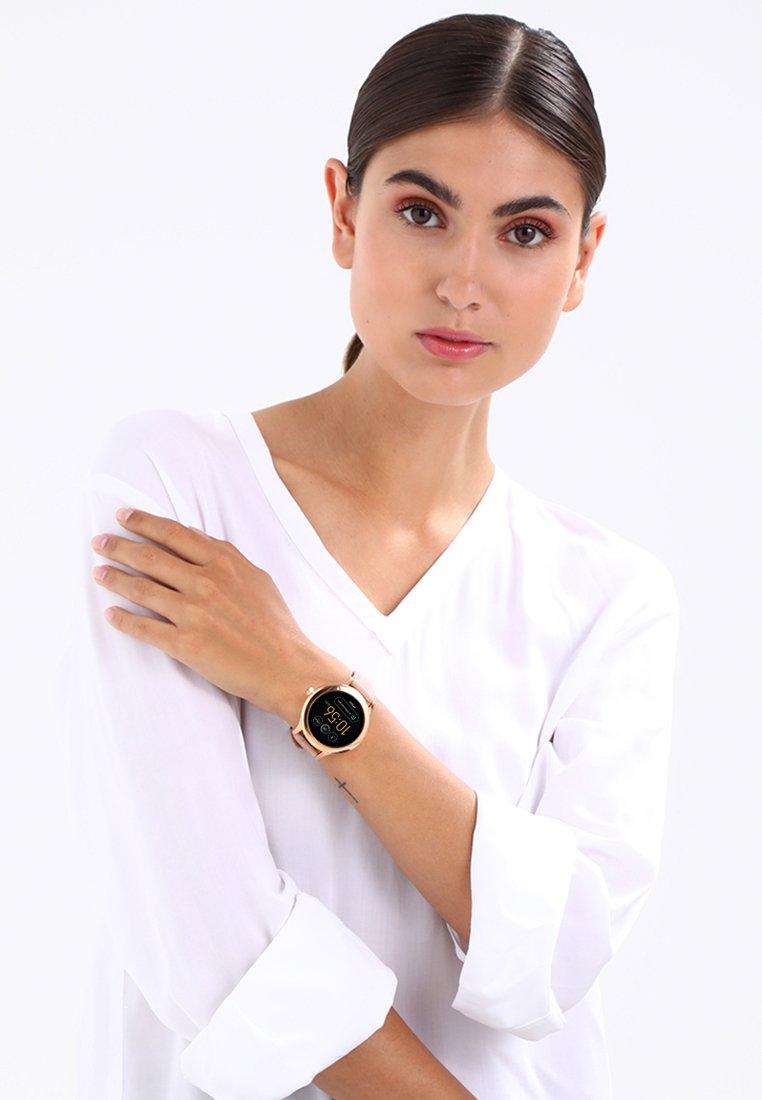 Fossil Smartwatches - Q VENTURE - Uhr - nude