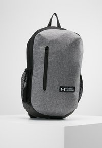 Under Armour - ROLAND  - Rucksack - graphite medium heather/black/white - 0