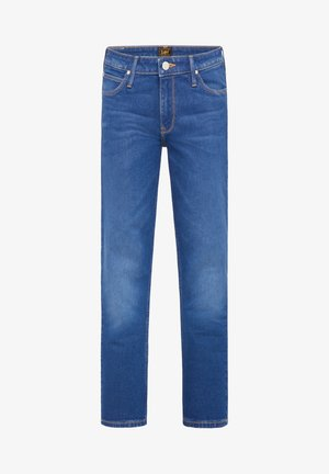 ELLY - Jeans Slim Fit - mid stone sitka