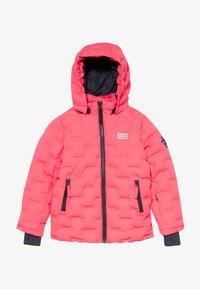 LEGO Wear - LWJIPE 706 - Snowboardová bunda - coral red - 4