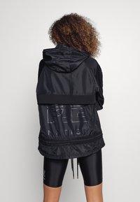 P.E Nation - ENDURANCE JACKET - Sportovní bunda - black - 2