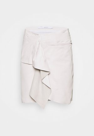 ZYRMA - Mini skirt - off white