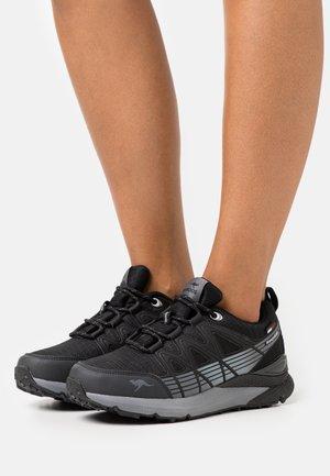 K-TRUN RTX - Trainers - jet black/steel grey